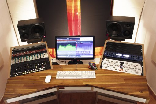 Juan Ribes Balance Audio GIK 242 Acoustic Panels