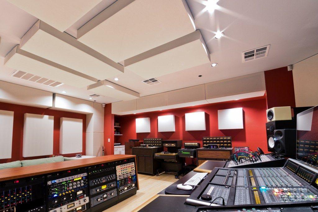 GIK Acoustics Lost Ark Studio