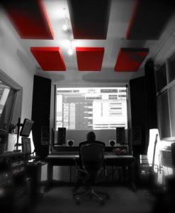 Tiny Thunder Audio GIK 242 Acoustic Panels