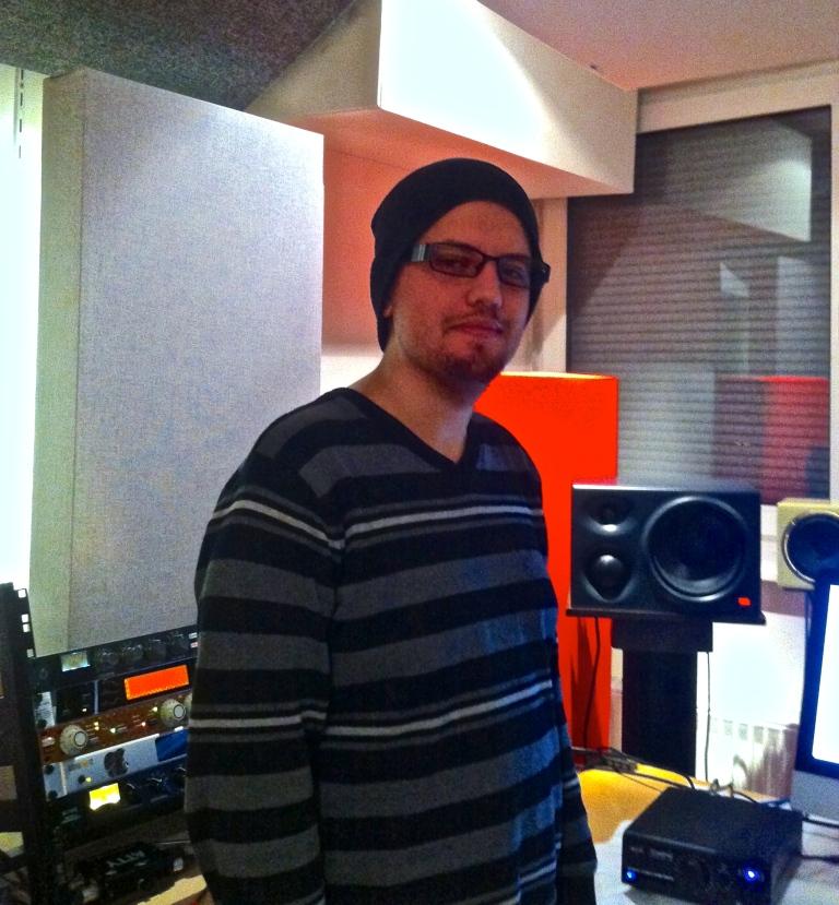 Lukas Rimbach GIK Acoustics