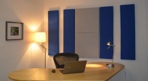 GIK Acoustics Spot Panels akustikpaneele Vortragsräume