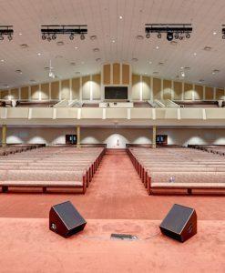 GIK Acoustics Spot Panel Büros sowie Kirchen