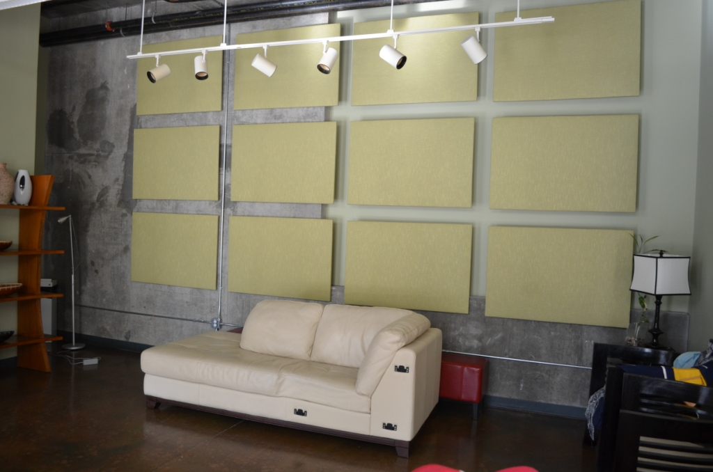 GIK Acoustics Büros Vortragsräume,