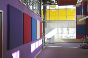 GIK Acoustics VersionOne Büros, Vortragsräume,