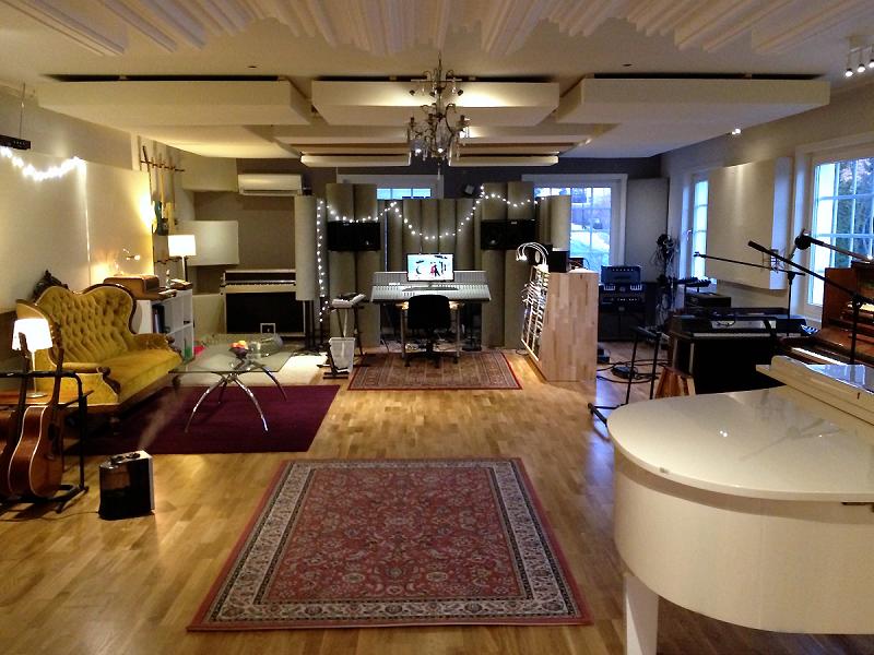Espen Lind Oslo GIK Acoustics