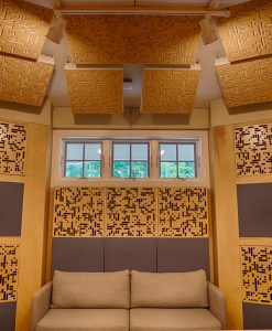 Brandon Jones Studio GIK Acoustics Alpha Pro Series