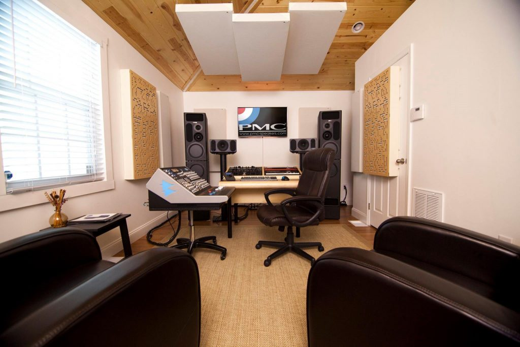 PMC Studio GIK Acoustics