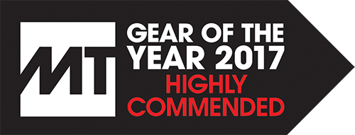 Gear of the Year Highly Commended