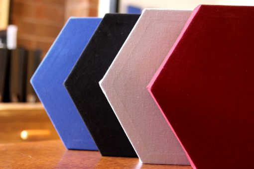 GIK Acoustics Hexagon absorber