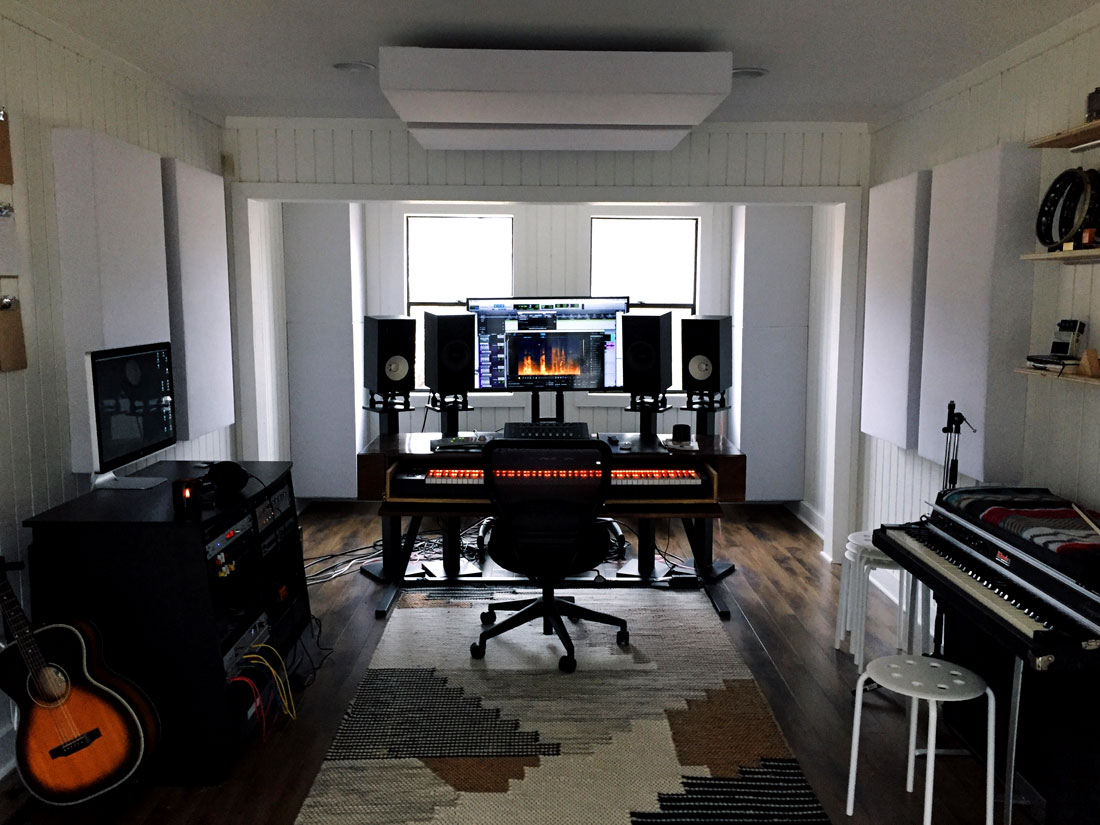 Awesome Home Studio Designs Images - Decoration Design Ideas ...