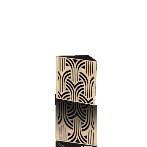 Demi Impression Series Bass Trap Corner