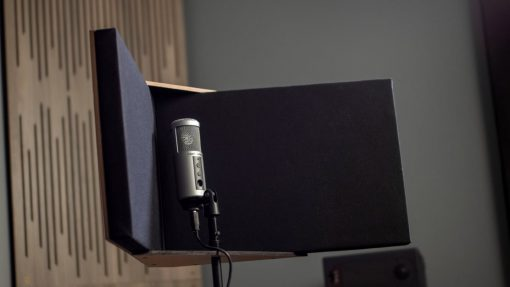 VISO-Booth (Portable Vocal ISOlation Booth)